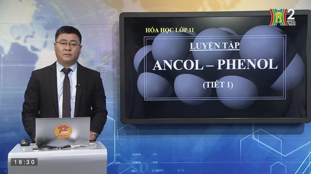 Tải sách: Bài 42 : Luyện tập : Dẫn Xuất Halogen, Ancol, Phenol (Tiết 1) – Hóa Học 11