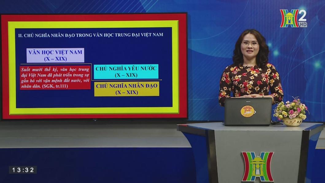 Tải sách: Chủ Nghĩa Yêu Nước Và Chủ Nghĩa Nhân Đạo Trong Văn Học Trung Đại Việt Nam Qua Các Tác Phẩm Văn Học Ngữ Văn 10 (Tiết 2) – Ngữ Văn 10