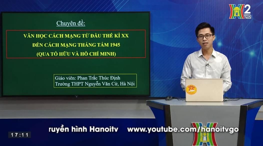 Tải sách: Khái Quát Văn Học Việt Nam Từ Đầu Thế Kỉ XX Đến Cách Mạng Tháng Tám 1945 (Tiết 1) – Ngữ Văn 11