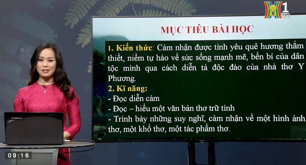 Tải sách: Nói  Với Con – Tiếng Việt 9