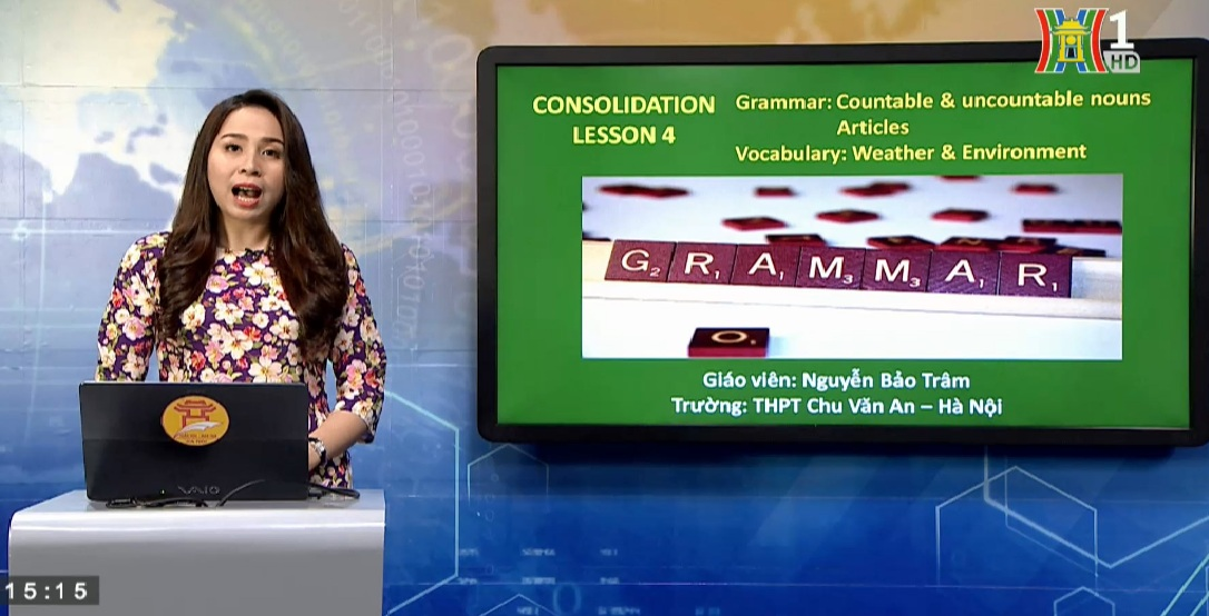 Tải sách: Ôn tập chuyên đề 4 Articles Countable and Uncountable nouns – Topic Weather and Environment – Tiếng Anh 12