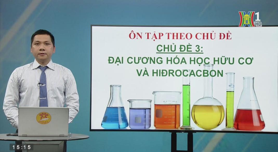 Tải sách: Ôn Tập Theo Chủ Đề – Chủ Đề 3 : Đại Cương Hóa Học Hữu Cơ Và Hidrocacbon (Tiết 1) – Hóa Học 12