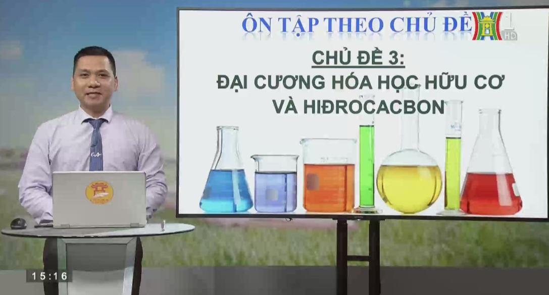 Tải sách: Ôn Tập Theo Chủ Đề – Chủ Đề 3: Đại Cương Hóa Học Hữu Cơ Và Hidrocacbon (Tiết 3) – Hóa Học 12