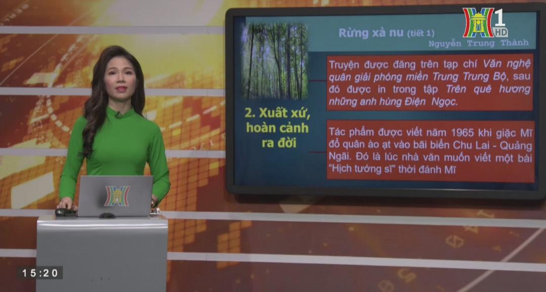 Tải sách: Rừng Xà Nu – Tiết 1 – Ngữ Văn 12