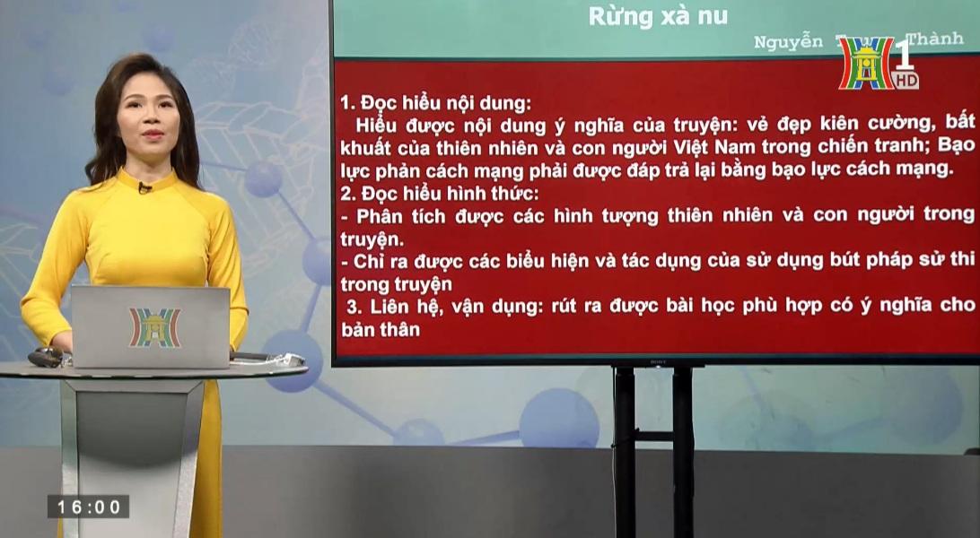 Tải sách: Rừng Xà Nu – Tiết 2 – Ngữ Văn 12