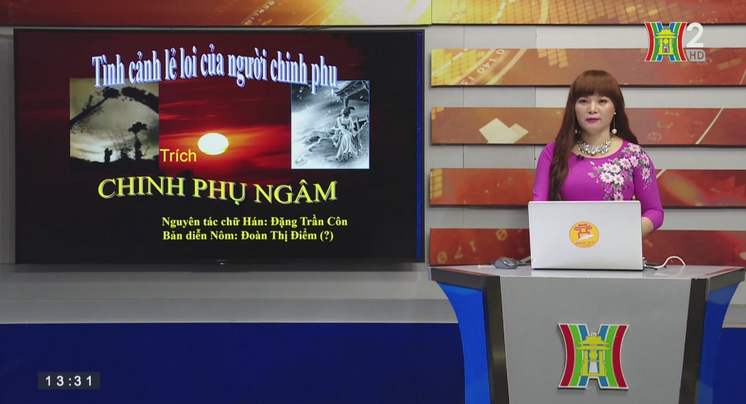 Tải sách: Tình Cảnh Lẻ Loi Của Người Chinh Phụ – Tiết 1 – Tiếng Việt 10