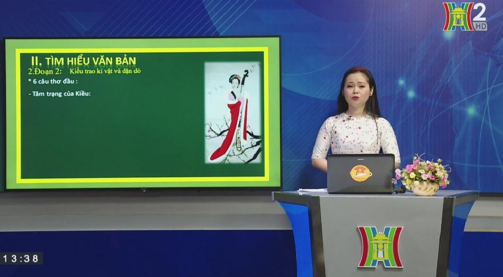 Tải sách: Tuần 29 : Truyện Kiều – Phần 2: Trao Duyên (Tiết 2) – Tiếng Việt 10