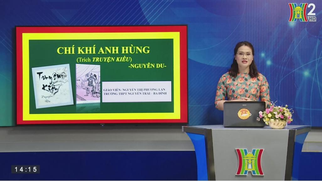 Tải sách: Tuần 30 : Chí Khí Anh Hùng (Trích Truyện Kiều) – Tiếng Việt 10