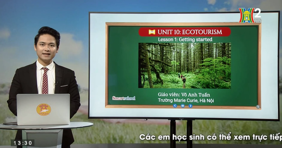 Tải sách: Unit 10: Ecotourism Lesson 1: Getting started – Tiếng Anh 10