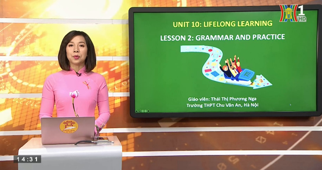 Tải sách: Unit 10 Lifelong Learning – Lesson 2 Grammar + Looking back – Tiếng Anh 12