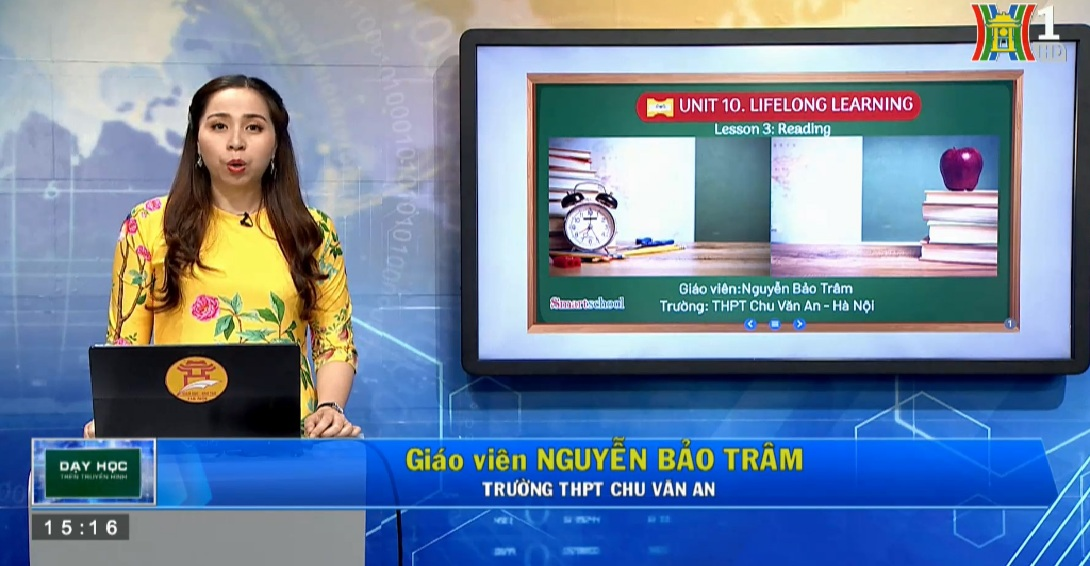 Tải sách: Unit 10 Lifelong Learning – Lesson 3 Reading + Vocabulary – Tiếng Anh 12