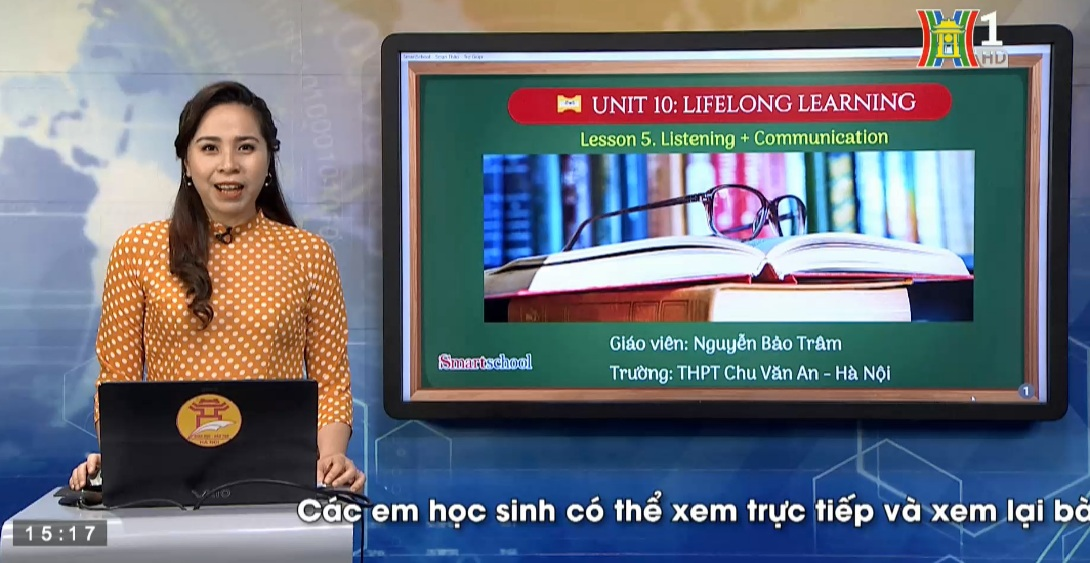 Tải sách: Unit 10 Lifelong Learning – Lesson 5 Listening + Communication – Tiếng Anh 12
