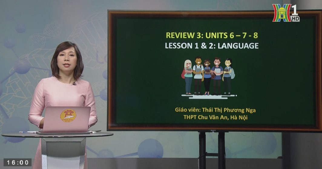 Tải sách: Unit 6-7-8 – Lession 1&2 : Language – Tiếng Anh 12