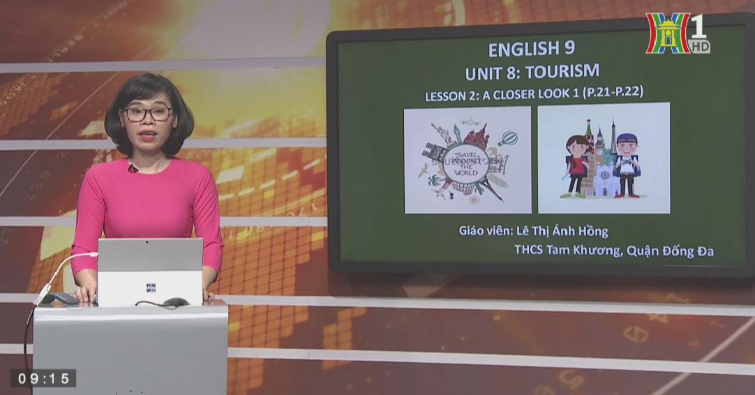 Tải sách: Unit 8: Tourism (Lesson 2: A Closer Look 1) – Tiếng Anh 9