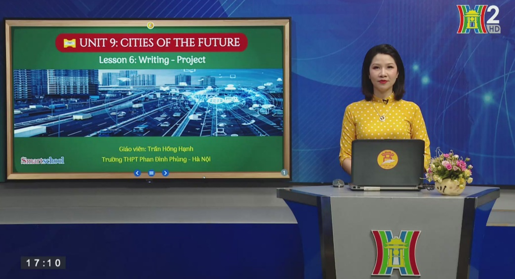 Tải sách: Unit 9: Cities of the future – Lesson 6: Writing + Project – Tiếng Anh 11
