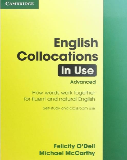 Tải sách: English Collocations In Use ( Bản Mới Nhất)