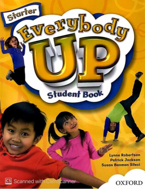 Tải sách: Everybody Up Starter Student Book Full Ebook + Audio