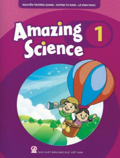 Tải sách: Amazing Science 1,2,3 (Bản Đẹp Đủ Nhất)