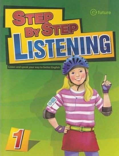 Tải sách: Bộ Sách Step By Step Listening 1,2,3 Full Ebook+Audio+Answer Key (Bản Đầy Đủ Nhất)