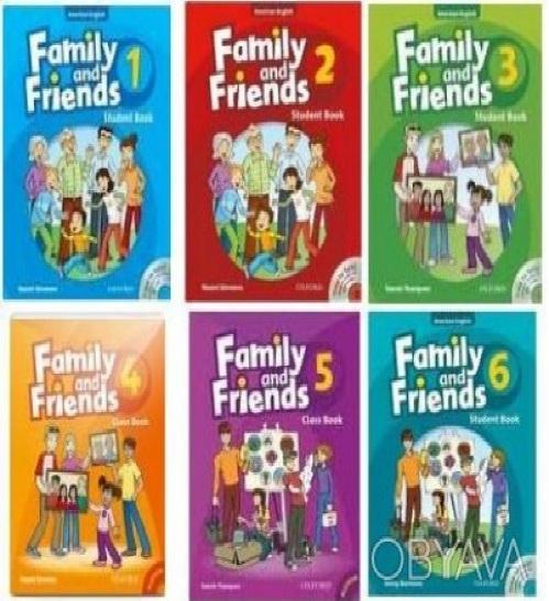 Tải sách: Bộ Sách Tiểu Học Family And Friends Level 1, 2, 3, 4, 5, 6 (Bản Đẹp Nhất)