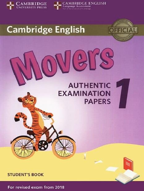 Tải sách: Cambridge Movers 1,2,3,4,5,6,7,8,9 Full Ebook+Audio+Answers (Bản Đẹp Nhất)