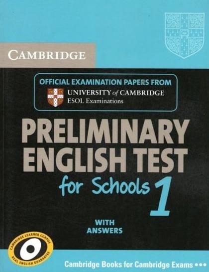 Tải sách: Cambridge Preliminary English Test 1,2,3,4,5,6,7,8 (Ebook+Audio) Bản Đẹp Nhất
