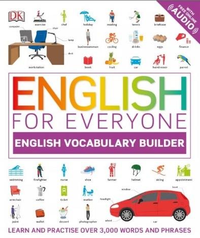 Tải sách: English Vocabulary Builder 2018 Full Ebook + Audio (Bản Đầy Đủ Nhất)