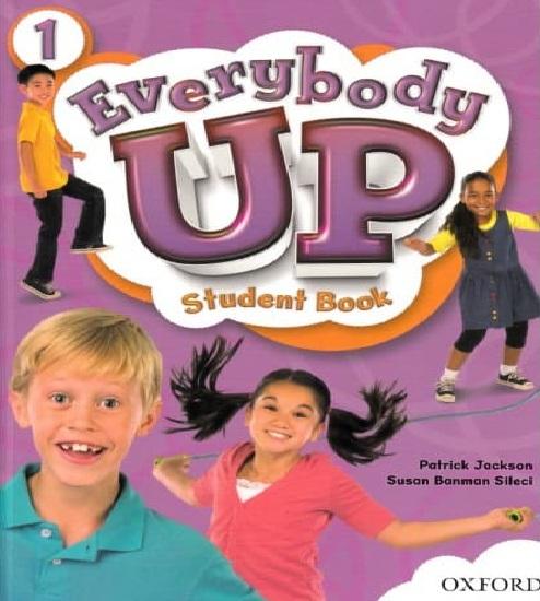 Tải sách: Everybody Up 1 Student Book + Audio ( Bản Đẹp )