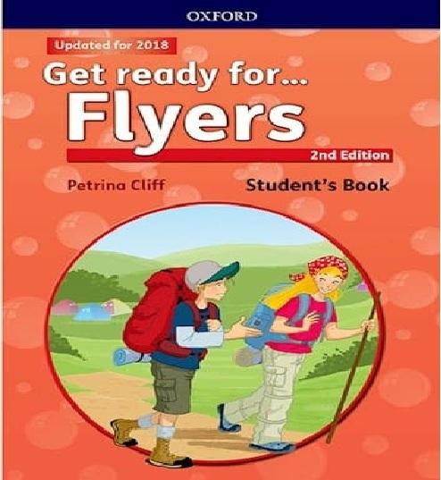 Tải sách: Get Ready For Flyers Full EBook + Audio 9 (Bản Mới Nhất)