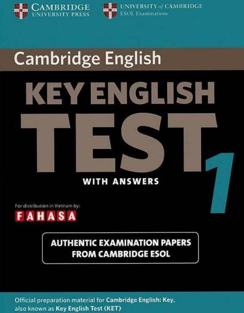Tải sách: Key English Test 1,2,3,4,5,6,7 Full Ebook+Audio (Bản Đẹp)