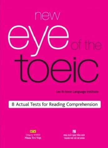 Tải sách: Lấy Trọn 700 Điểm Với Bộ Sách New Eye & New Ear Of The Toeic Full Ebook + Audio (Bản Đẹp Nhất)