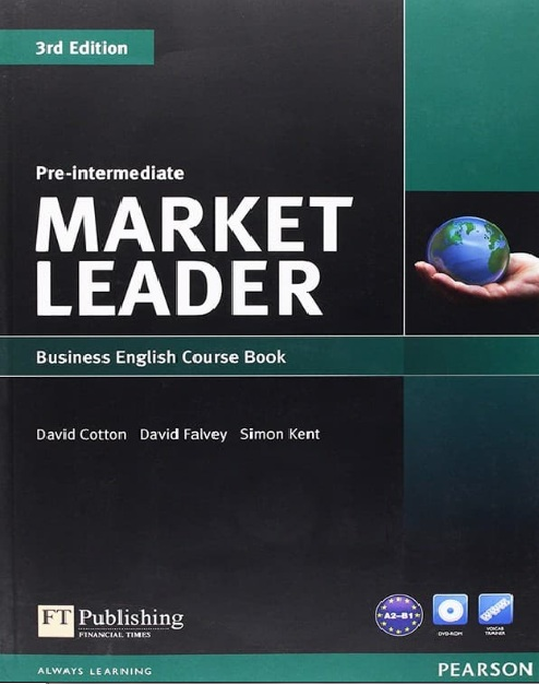 Tải sách: Market Leader 5 Levels Full Ebook + Audio (Bản Mới Nhất)