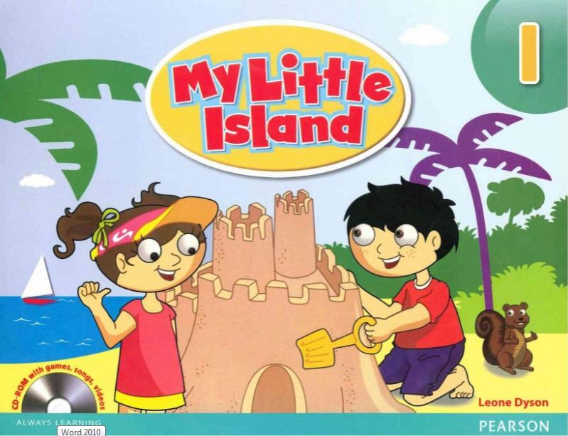 Tải sách: My Little Island 1,2,3 Full Ebook + Audio 9 (Bản Đẹp Nhất)