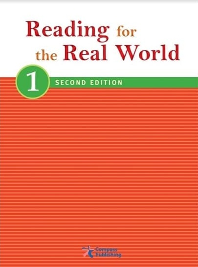 Tải sách: Reading For The Real World 1,2,3 Full Ebook+Answer Key (Bản Đẹp Nhất)