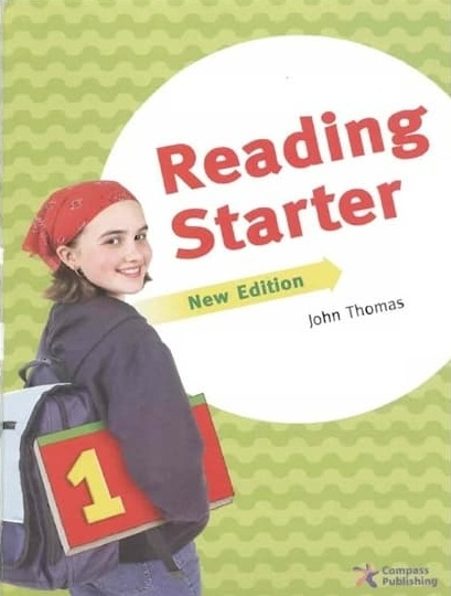 Tải sách: Reading Starter New Edition 1,2,3 Full Ebook + Audio (Bản Đầy Đủ Nhất)