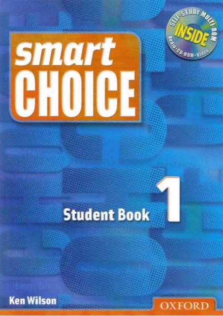 Tải sách: Smart Choice 1,2,3,4 Full Ebook + Audio (Bản Đẹp Mới Nhất)