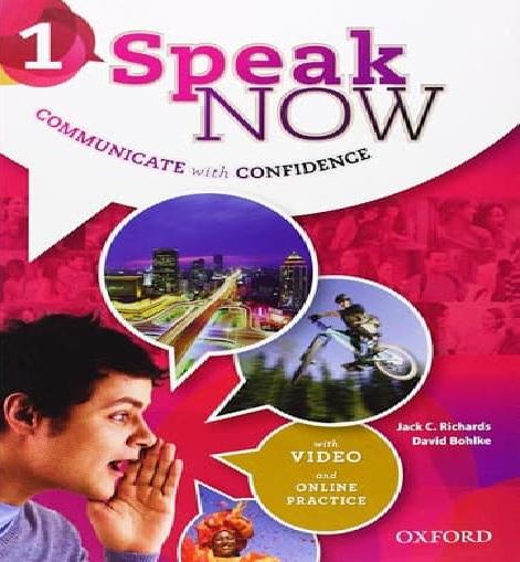 Tải sách: Speak Now Level 1,2,3,4 Full Ebook + Audio + Video ( Bản Mới Nhất)
