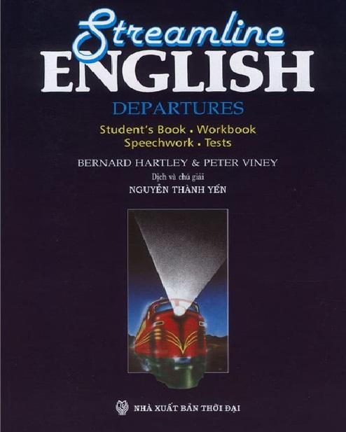 Tải sách: Streamline English 4 Quyển Full Ebook + Audio (Bản Đẹp)