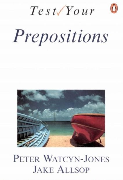Tải sách: Test Your Preposition (Bản Đẹp Nhất)