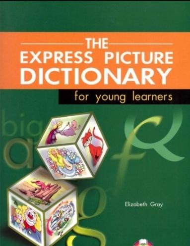 Tải sách: The Express Picture Dictionary Full Ebook + Audio (Bản Đẹp Nhất)