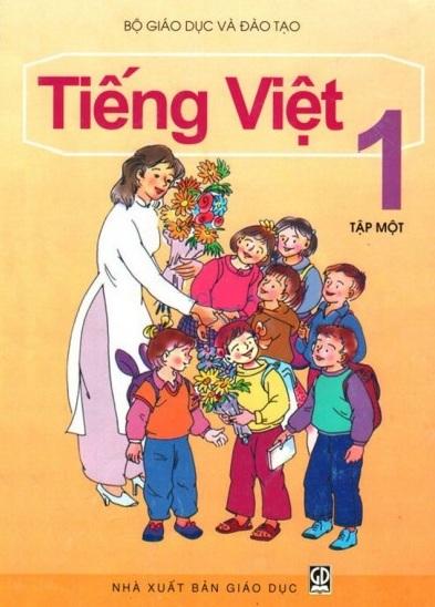 Tải sách: Tiếng Việt 1 Trọn Bộ Tập 1 , Tập 2 (Bản Đẹp Nhất)