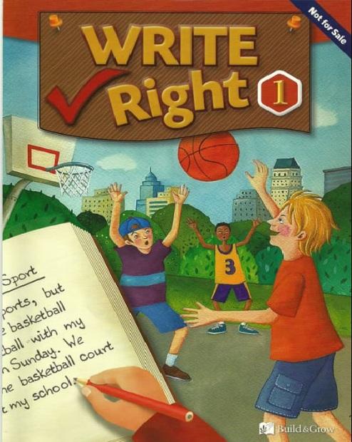 Tải sách: Write Right Level 1, 2, 3 (Bản Đẹp)